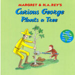 Curious George Plants A Tree ISBN 9780547297767