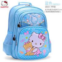 2018新款品牌凯蒂猫Hello Kitty书包小学生女生1-3-5年级6-12周岁女童减