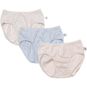 kk树夏季儿童内裤男4-5-6岁纯棉女童四角平角中大童宝宝三角短裤