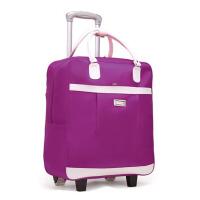 轻便拉杆包出差旅行包袋女男士短途拉杆手提包