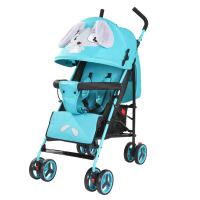呵宝 婴儿车超轻便携可坐躺婴儿推车儿童避震手推车可折叠宝宝车