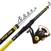 高碳海竿海杆抛竿套装钓鱼竿套装远投竿海钓竿甩竿渔具钓鱼竿 支持礼品卡支付