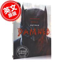 现货 蝙蝠侠 诅咒 精装 英文原版 Batman: Damned 小丑结局 DC漫画 布鲁斯・韦恩 康斯坦丁 布赖恩・