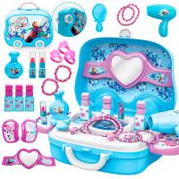 儿童化妆品套装女孩过家家公主彩妆盒口红宝宝4-6岁3生日礼物