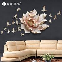 3d立体墙贴挂件餐厅墙面装饰客厅3d立体现代简约创意沙发电视背景墙壁装饰挂件 自清洁