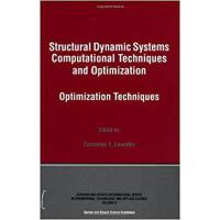 【预订】Structural Dynamic Systems Computational Techniques and