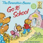 【预订】Berenstain Bears Go to School 9780394837369