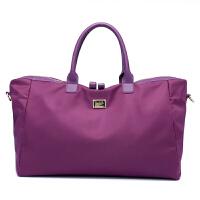 新款大容量手提包斜挎包女休闲韩版男包商务出差行李包短途旅行包单肩包