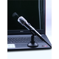 AK-308有线无线话筒麦克风音响电视电脑k歌台式录音家用动圈