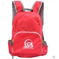 大容量收纳单肩包野营旅行可折叠包防水登山包超轻背包户外皮肤包双肩背包