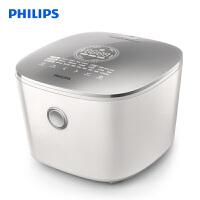 飞利浦(Philips)五谷电饭煲HD4569/00 4L大容量3-5人 智芯IH电磁加热 精铁火焱锅内胆 智能预约功能