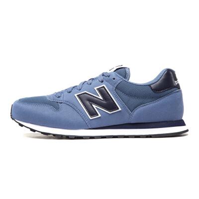 New balance NB 男鞋 男子运动休闲耐磨复古慢跑鞋 GM500BBN男子运动休闲耐磨复古跑步鞋