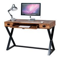 好事达 书桌电脑桌简约仿古写字桌子