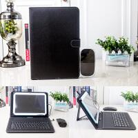 小霸王家教机R10 K10学习机平板电脑保护套皮套全包配套键盘鼠标