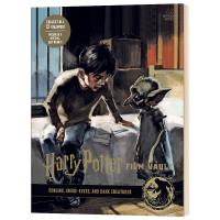 哈利波特电影回顾设定集9 Harry Potter The Film Vault Volume 9 英文原版 英文版进口