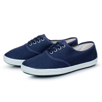 �h球��途白色一�_蹬帆布鞋球鞋武�g鞋休�e布鞋男女同款平底小白鞋