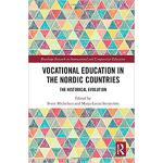 【预订】Vocational Education in the Nordic Countries 9781138220