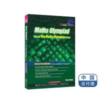【预售】SAP Maths Olympiad Intermediate 奥林匹克数学 奥数 数学奥林匹克 中级 小学四