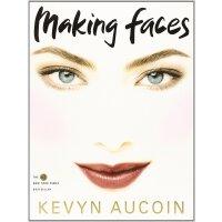 英文原版 Kevyn Aucoin化妆术 化妆* 彩妆教程 Making Faces