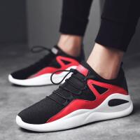 男鞋春季新品休闲鞋男士低帮鞋子男板鞋韩版潮流百搭增高户外运动跑步鞋