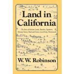 【预订】Land in California: Story of Mission Lands Ranchos Squa
