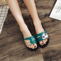 2019新款夏季家居凉鞋女学生韩版鞋子女外穿防滑软底厚底女式拖鞋