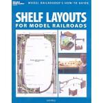 【预订】Shelf Layouts for Model Railroads