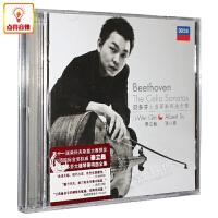 正版音乐 秦立巍&张小惠:贝多芬大提琴奏鸣曲全集(2CD)