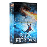 英文原版 Heroes of Olympus book 1 The Lost Hero 波西杰克逊奥林匹斯英雄 失落的