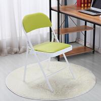 【满199减100元】御目  椅子 会议折叠椅家用电脑椅休闲座椅简易办公室靠背椅凳子靠椅餐椅办公椅子 创意家具