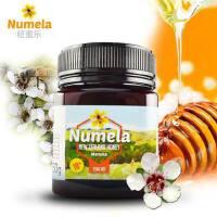 【当当海外购】新西兰进口 纽蜜乐NUMELA 进口新西兰 麦卢卡蜂蜜/灌木混合蜂蜜/毛榉树蜂蜜  250g/瓶