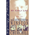 英文原版 丘吉尔:我的早年生活 My Early Life: 1874-1904 by Winston Churchi