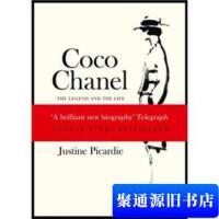 【旧书二手书9成新】Coco Chanel: The Legend and the Life[可可・香奈儿的传奇人生]