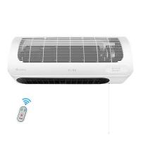 格力取暖器家用 暖风机电暖器NBFC-21 居浴两用防水壁挂电暖气