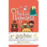 英文原版 哈利・波特 重回霍格沃茨 口袋笔记本 周边礼品书 Harry Potter: Back to Hogwart