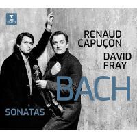 现货 [中图音像][进口CD]雷诺德・卡普松演奏的巴赫小提琴奏鸣曲 Bach: Sonatas for Violin