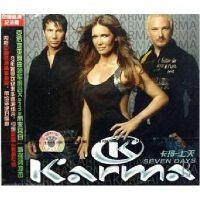 商城正版:卡玛 七天(CD)内附中国巡演精美海报