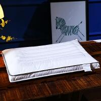 矮枕头纯棉棉两用荞麦壳枕芯低枕学生单人护颈枕助睡眠枕头
