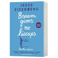 吃鲷鱼让我打嗝 Bream Gives Me Hiccups 英文原版 杰西艾森伯格短篇小说 英文版进口原版英语书籍