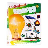 DK小发现 能源 DK findout Energy 英文原版 英文版儿童科普百科 英语读物 进口原版书籍