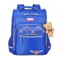 迪士尼儿童书包 0003小学生双肩包 韩版男孩背包 校园风休闲包