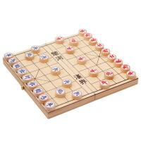 大号折叠木制中国象棋儿童早教益智棋类桌面智力棋