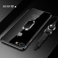 iphone8手机壳透明苹果7保护套ip7plus男ip8plus女款p软ihpone硅胶壳平果七防