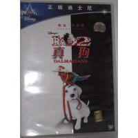 正版现货高清 102真狗 盒装D9 DVD含花絮 迪斯尼电影斑点狗国粤英