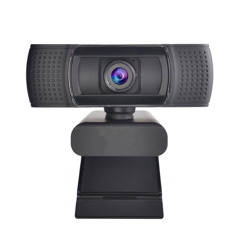 高清电脑摄像头1080p台式带麦克风话筒USB免驱笔记本家视频 高清1080P 免驱动