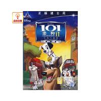 动画片101忠狗II伦敦大冒险特别版正版DVD
