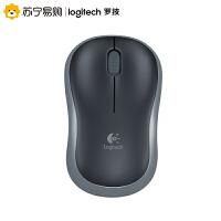 Logitech/罗技M186 无线鼠标办公光电笔记本台式电脑无线省电鼠标
