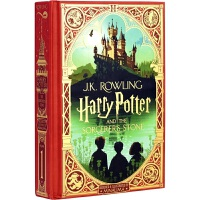 Harry Potter and the Sorcerer's Stone MinaLima Edition 哈利波特与