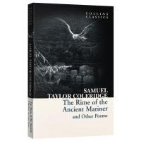 古舟子咏和其它诗歌英文原版 The Rime of the Ancient Mariner and Other Poe