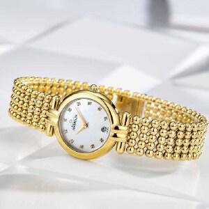 法国总统夫人之选 法国优雅腕表品牌:赫柏林Michel Herbelin-Perles 珍珠系列 -雅典娜女神- 16873/BP59 女士石英表